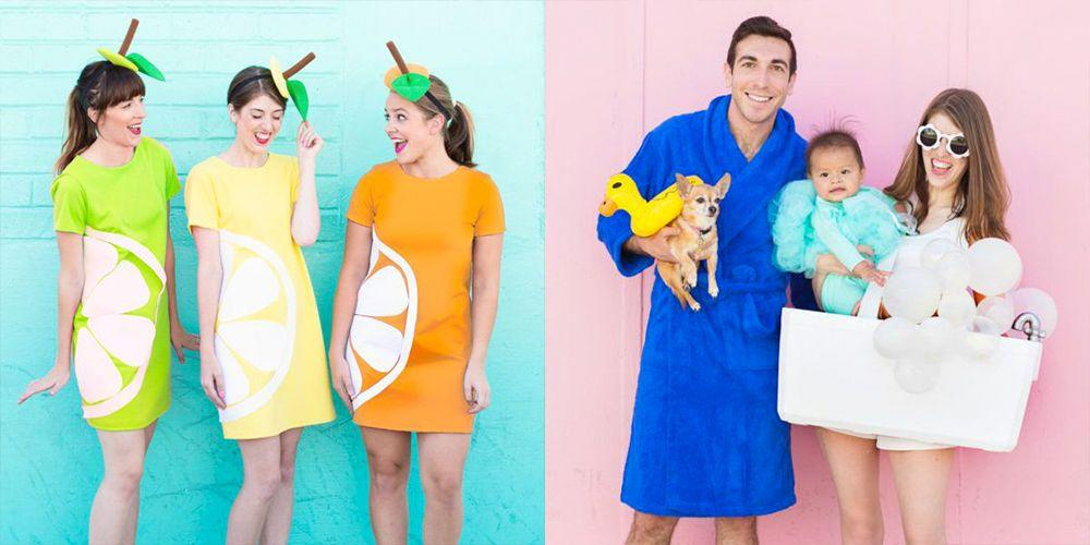 Halloween Costumes For Two Friends.Grab Two Friends Because These Halloween Costumes For 3