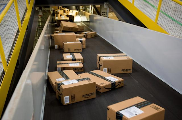 FAA fines Amazon for two more shipments of unlabeled chemicals