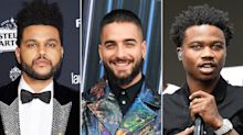 The Weeknd, Roddy Ricch, Maluma and More Set to Perform at 2020 MTV Video Music Awards