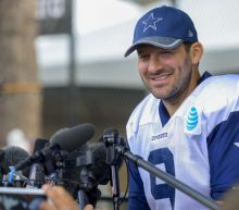 Broncos won't close door on Tony Romo, even as they're talking up their young QBs