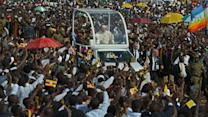 Pope Francis Celebrates Mass in Uganda