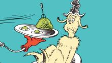 My favourite book as a kid: Green Eggs and Ham by Dr Seuss
