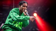 A$AP Rocky Returns to Sweden for Performance in Giant Cage Months After Detainment in Country