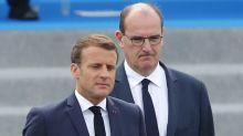 "Emmanuel Macron ""effaré"" par l'attitude de Jean Castex"