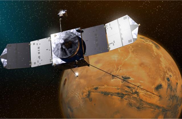 NASA prevents probe's collision with Martian moon Phobos