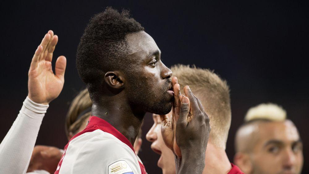 VIDEO: Ajax starlet scores stunning overhead kick!