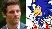 James Marsden protagonizará la película de Sonic el erizo