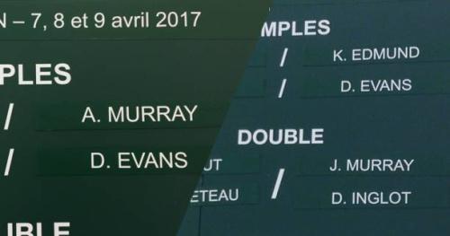 Coupe Davis - WTF - Coupe Davis : Quand Andy Murray s'invite à Rouen
