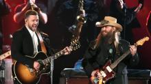 CMAs Highlights: Justin Timberlake, Chris Stapleton Give Red Hot Performance, Blake Shelton Takes Divorce Heat