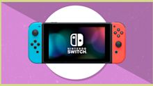 Good news! Amazon's No. 1 best-selling Nintendo Switch is back in stock—get it before it sells out again