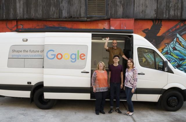 Google's mobile research team will watch you use its products