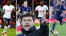 Gossip: Tottenham 'will sell quartet to raise £170m', Enrique 'wants £200m Arsenal transfer kitty'