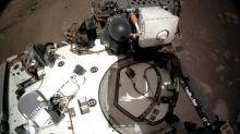 Mars comme si vous y étiez: Perseverance enregistre du son et sa descente en vidéo