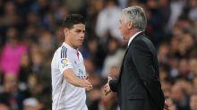¿Podrá Ancelotti volver a sacar lo mejor del 'espectacular' James Rodríguez en el Everton?