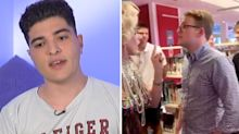 'He never deserved to die': Student slams 'feeding frenzy' around drag queen protest