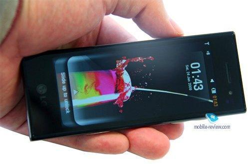 LG BL40 Chocolate Touch reviewed, deemed 'pretty OK'