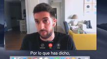 David Broncano le confiesa a Jordi Évole el duro momento que ha vivido esta cuarentena