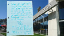 Daughter's Cute Letter Earns Dad Vacation Days