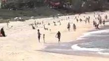 Niterói fecha novamente o acesso às praias da Região Oceânica