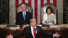 James Corden Reveals What Pelosi Was Reading  During The SOTU