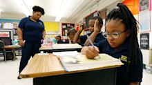 America's true education scandal: poor, minority children continue to be left behind in public schools