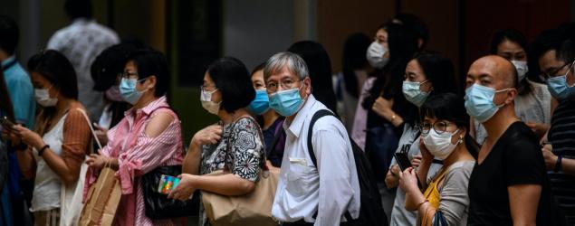 本港新增28宗確診新型肺炎 張竹君形容全港已經爆發