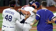 Dodgers Winning World Series Named MLB Network's Top Moment Of 2020