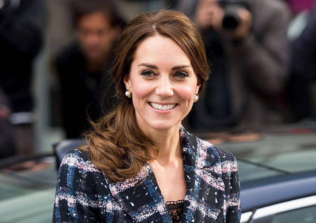 Kate Middleton Und Ihre Schonsten Frisuren 2016