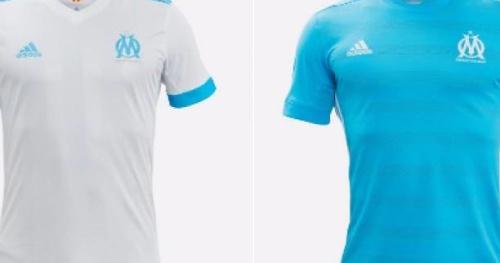 Foot - WTF - Les nouveaux maillots de l'OM dévoilés par erreur par Intersport ?