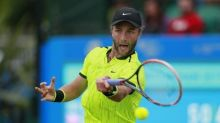 Broady keen to end Willis' latest charge at Wimbledon