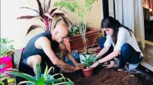 This photo of Anushka Sharma doing terrace gardening with her dad will make your day