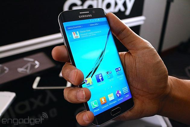 Samsung Galaxy S6 comes with Microsoft apps out of the box