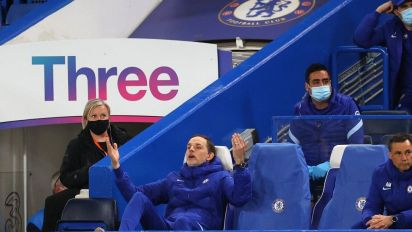 Thomas Tuchel left hoping for Man United win as Chelsea FC errors blow top four race wide open