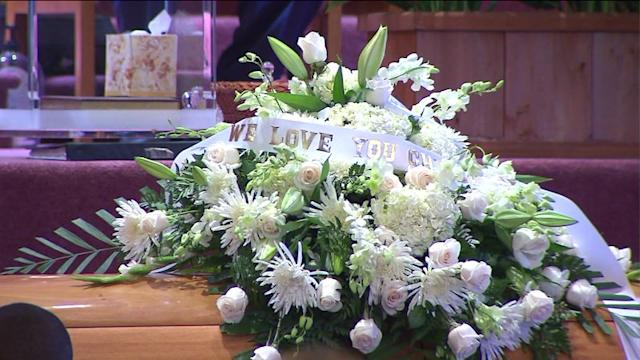 Hollywood Stabbing Victim Mourned at Service