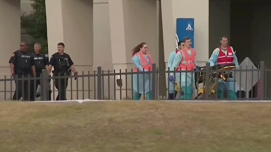 FBI investigating Pensacola rampage as act of terrorism