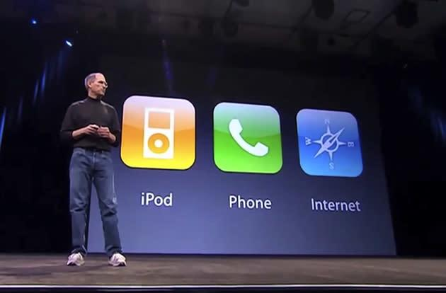 When did Apple become the boring one?