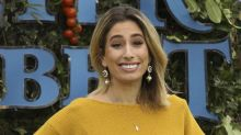 Stacey Solomon's baby makes 'Loose Women' debut on show's 20th anniversary