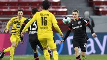 Dortmund loses to Leverkusen in latest Bundesliga setback