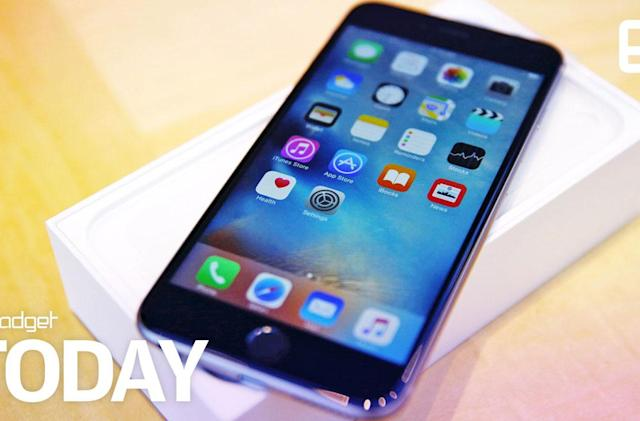 Apple says slower performance of older iPhones is intentional