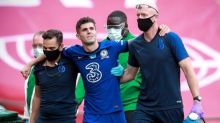 Chelsea's Christian Pulisic says he'll be 'back in no time' after FA Cup final hamstring injury