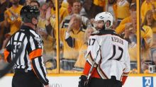 Ducks complain about playoff schedule after elimination