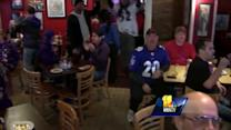 Raven fans paint New Orleans with Purple Friday