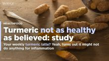 Bad news: turmeric isn't as beneficial as we all thought