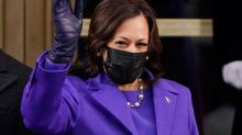 Hidden meaning behind Kamala Harris' inauguration outfit