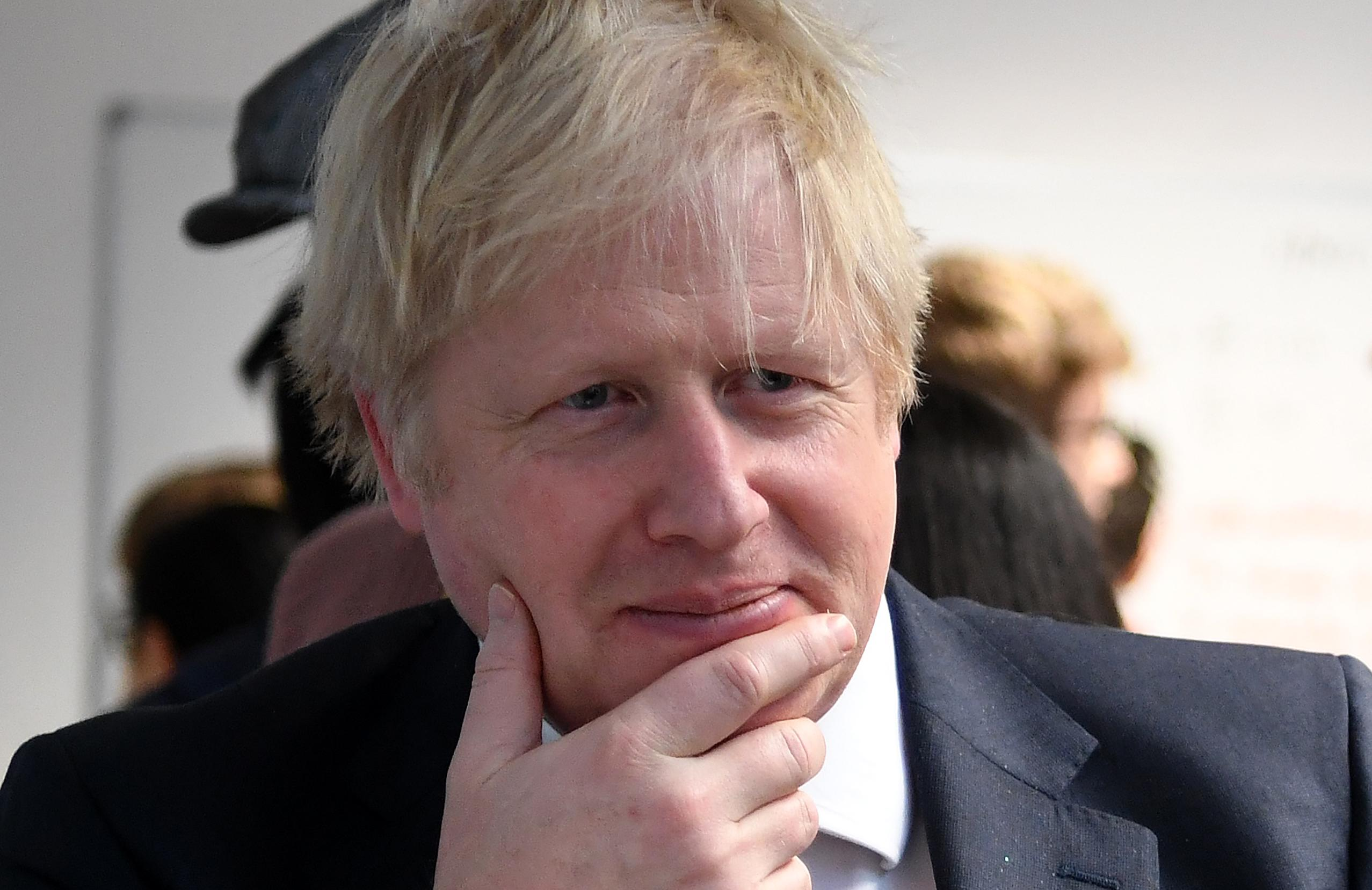 Boris Johnson set to make crunch decision on Huawei