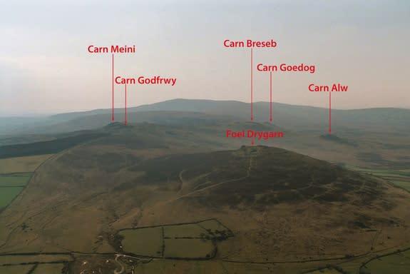 Source of Stonehenge Bluestone Rocks Identified