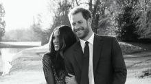 Die Verlobungsfotos der Royals durch die Jahre