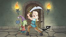 'Disenchantment': Matt Groening's Netflix Series Unveils Its First Look at Medieval Dreamland