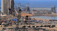 Beirut explosion: Animated video shows how massive ammonium nitrate blast unfolded