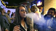 Denver starts work on allowing pot in public, a first in US